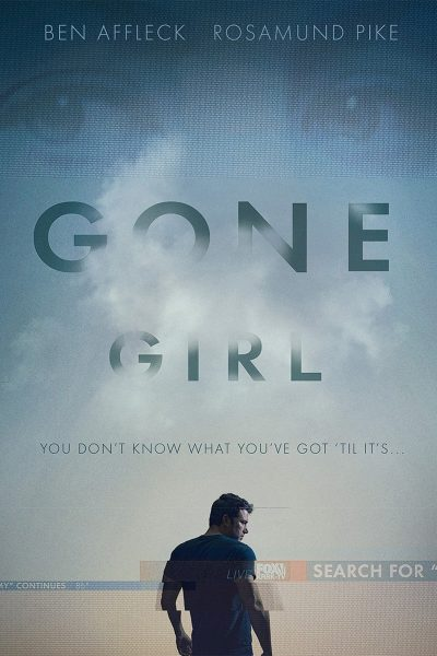 One of the ten best films of 2014 – Gone Girl
