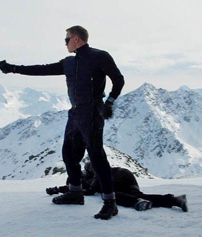 Spectre, the 24th Bond movie